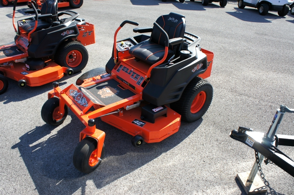 Bad Boy 48 ZT Elite Mower  Bad Boy Mowers