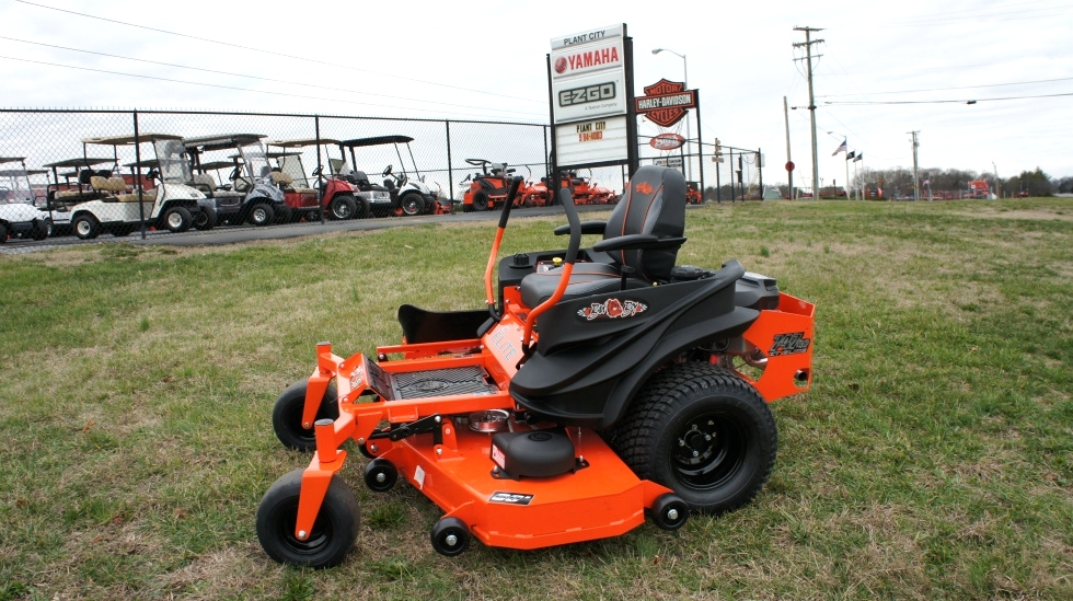 The New Bad Boy ZT Elite 60 Inch Cut  Bad Boy Mowers
