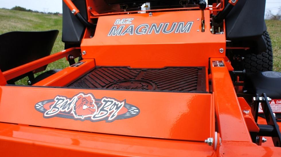 Bad Boy 54 Inch Bad Boy MZ Magnum Kawasaki Engine Bad Boy Mowers