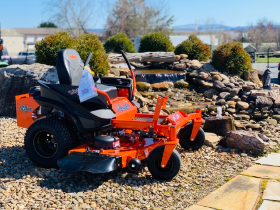 ZT Avenger 54 Bad Boy Mowers