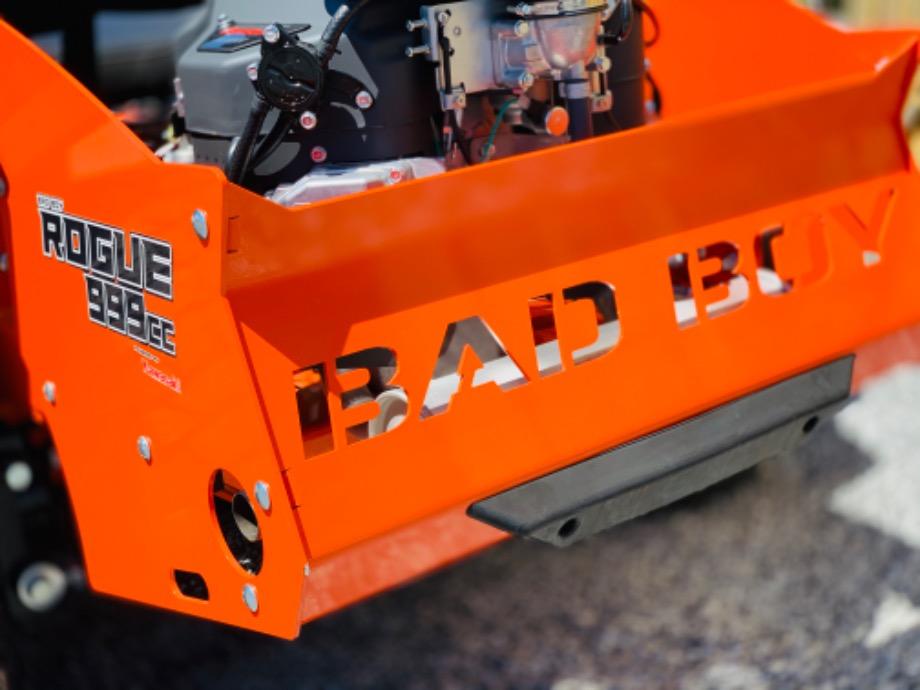 Rogue 72 Kawasaki Bad Boy Mowers